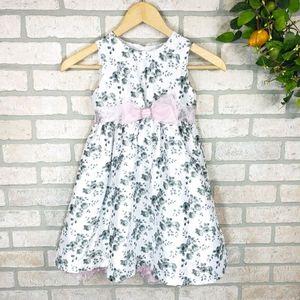 NANNETTE GIRL Formal Spring Floral Dress Size 5